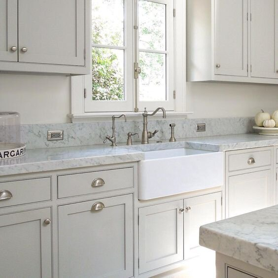 Our No Fail Paint Colors For Kitchen, Benjamin Moore Grey Paint For Kitchen Cabinets
