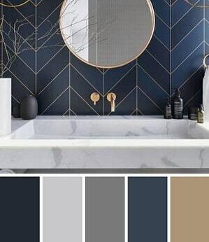 color scheme interior design generator kit