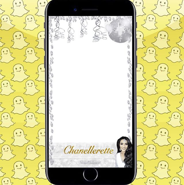 Congratulations to Chanelle on her Bachelorette! Here is a filter we created to be live this entire week in Dubai, UAE. ☺️ ________________________________________________________
