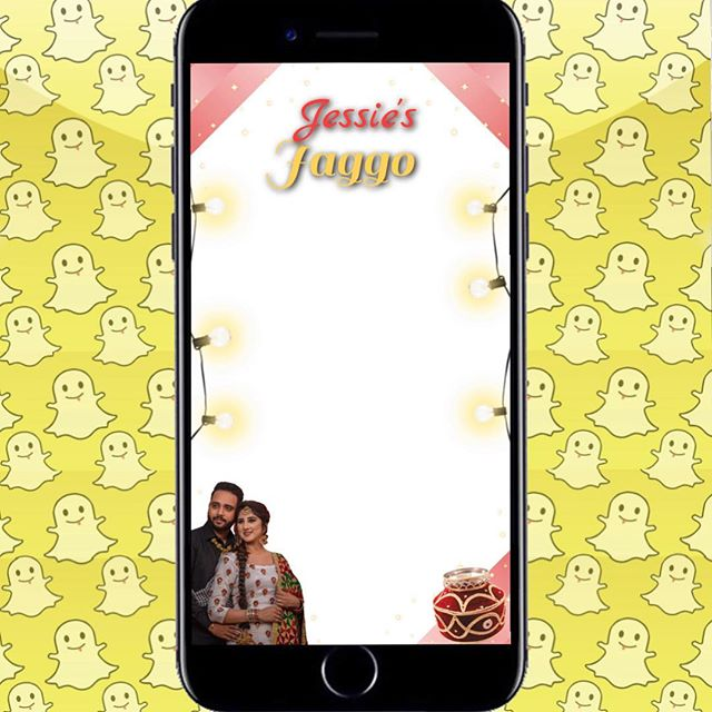 Here is a custom Jaago filter created for Jessie tonight in Newark, California! ☺️ ________________________________________________________