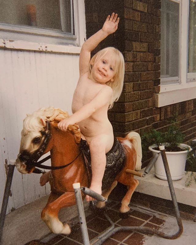 Been taking my horse to the old town road. Happy birthday to moi.
