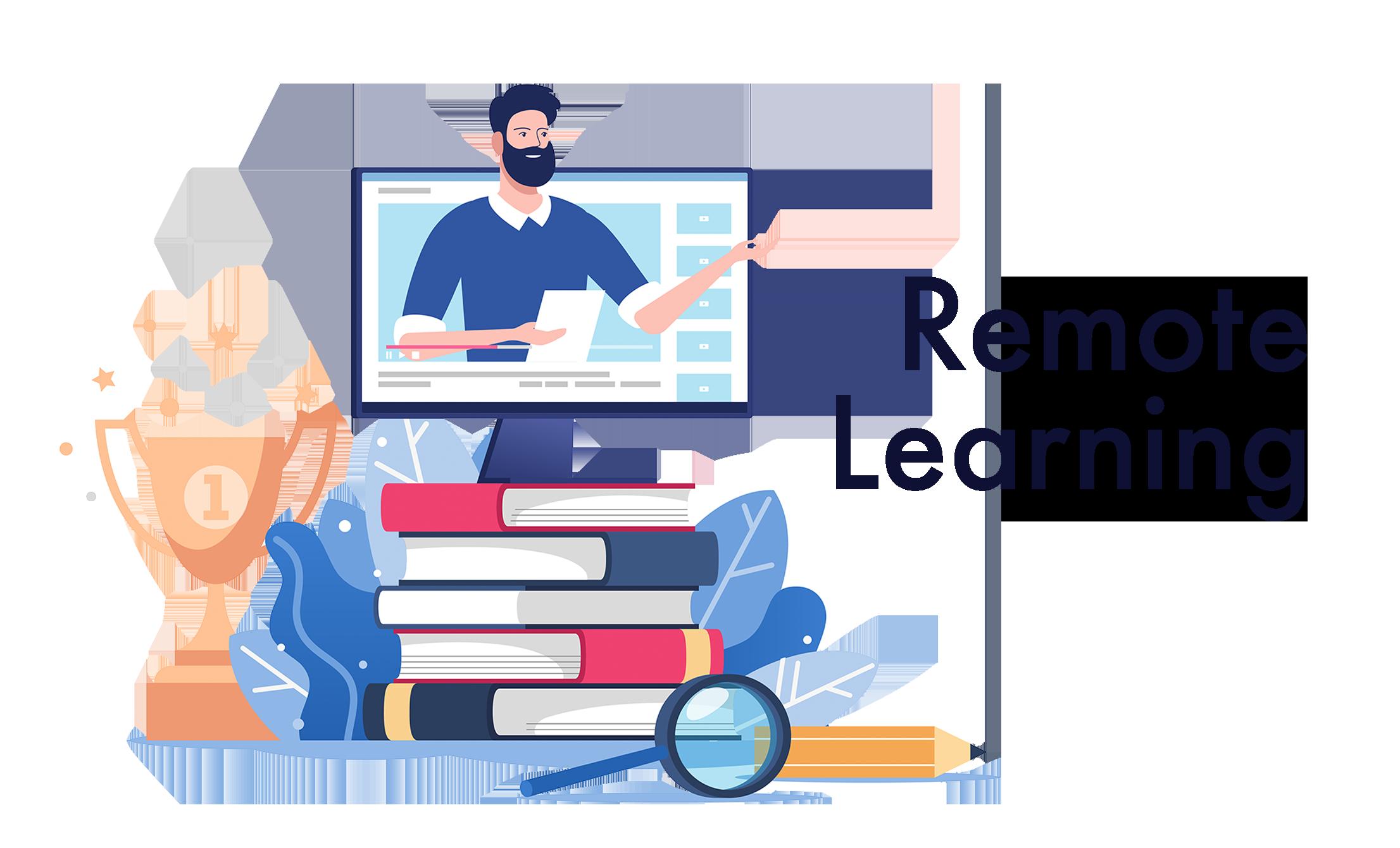 Remote Tutoring Initiative — Sanidas Academy