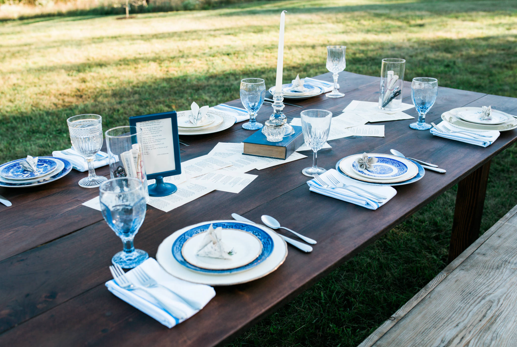 State College Bellefonte Pennsylvania wedding photographer cotton china blue blush barn (26).jpg