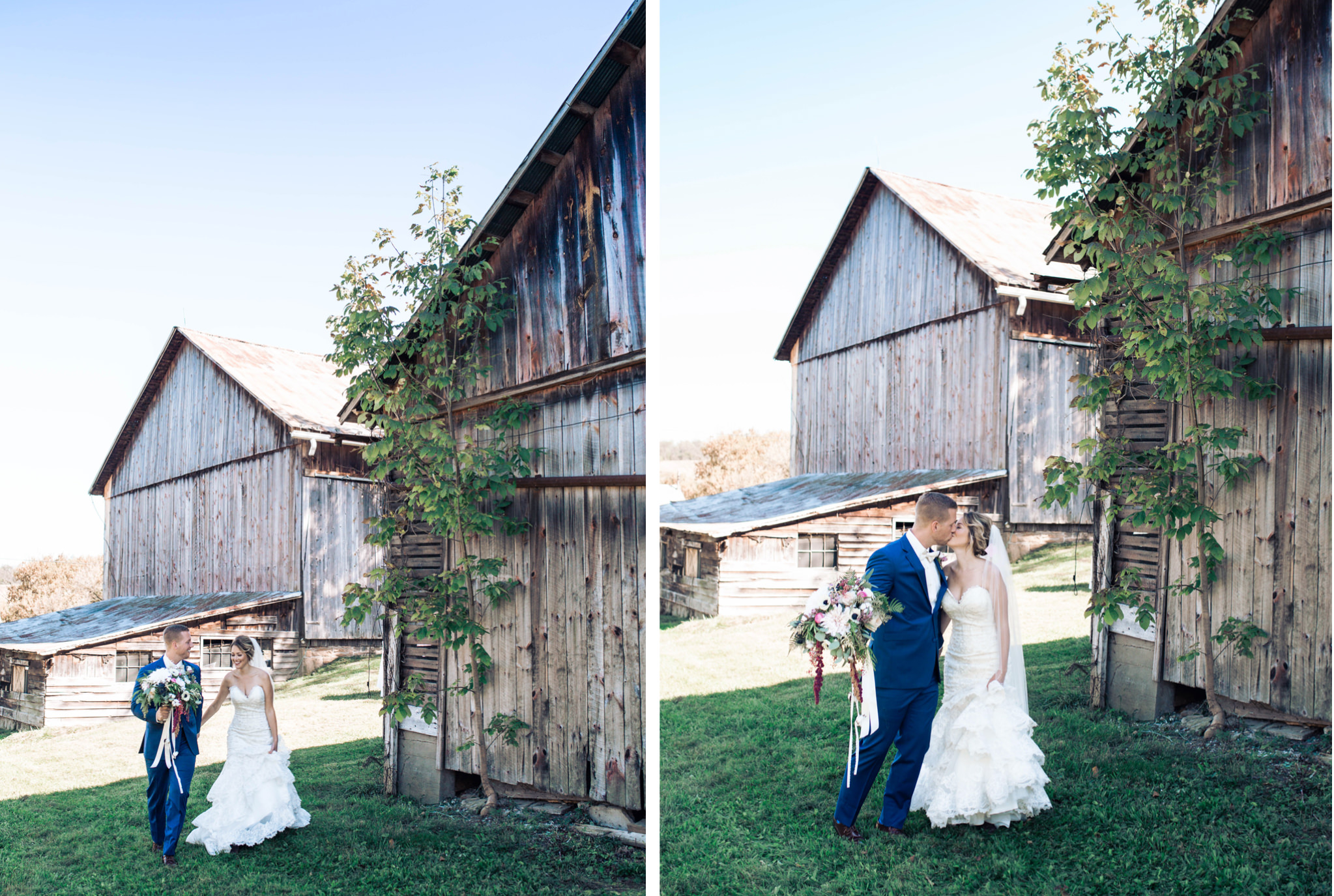 State College Bellefonte Pennsylvania wedding photographer cotton china blue blush barn (33).jpg
