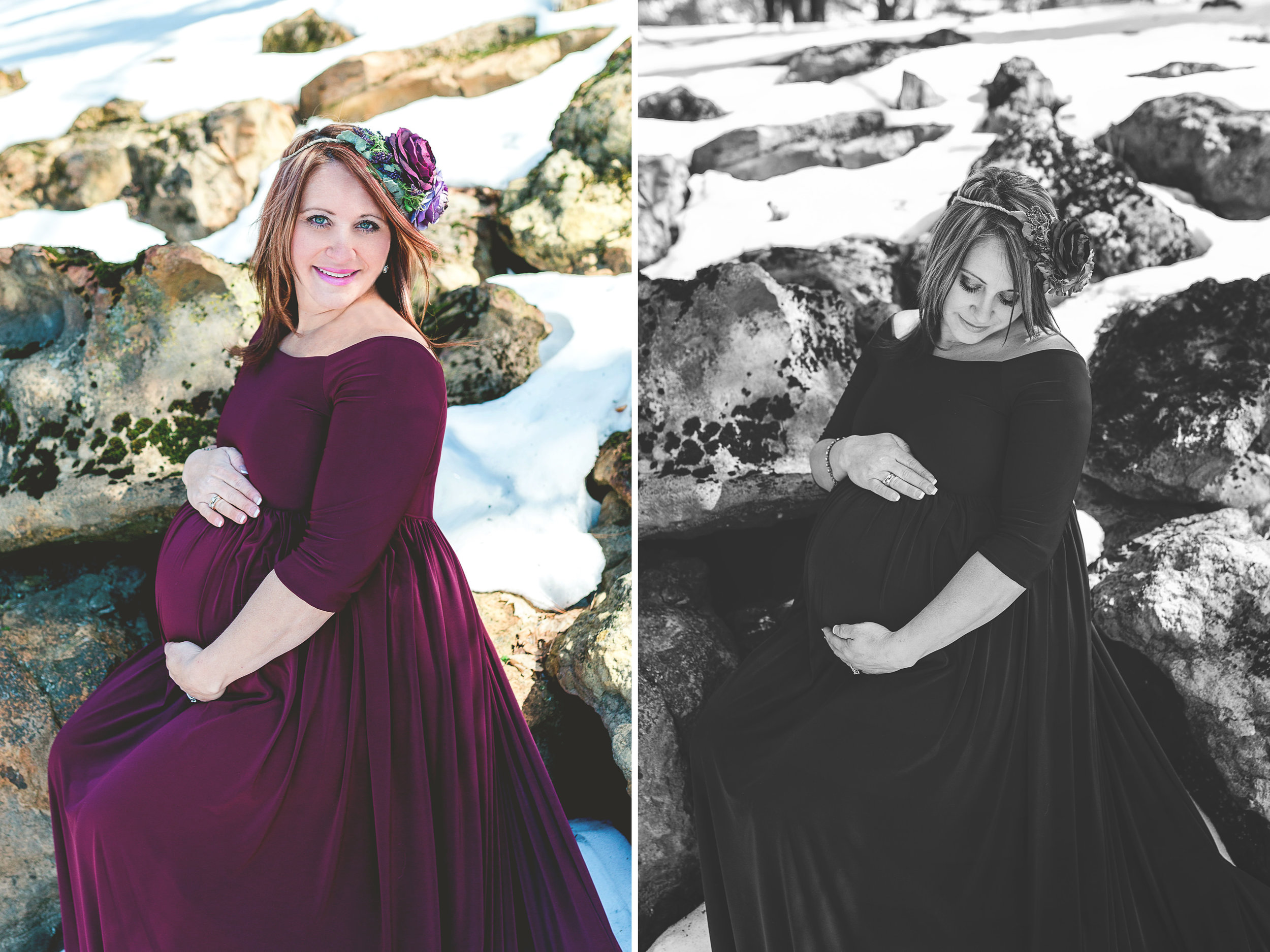 Johnstown State College Pittsburgh PA maternity photos photographer (5).jpg