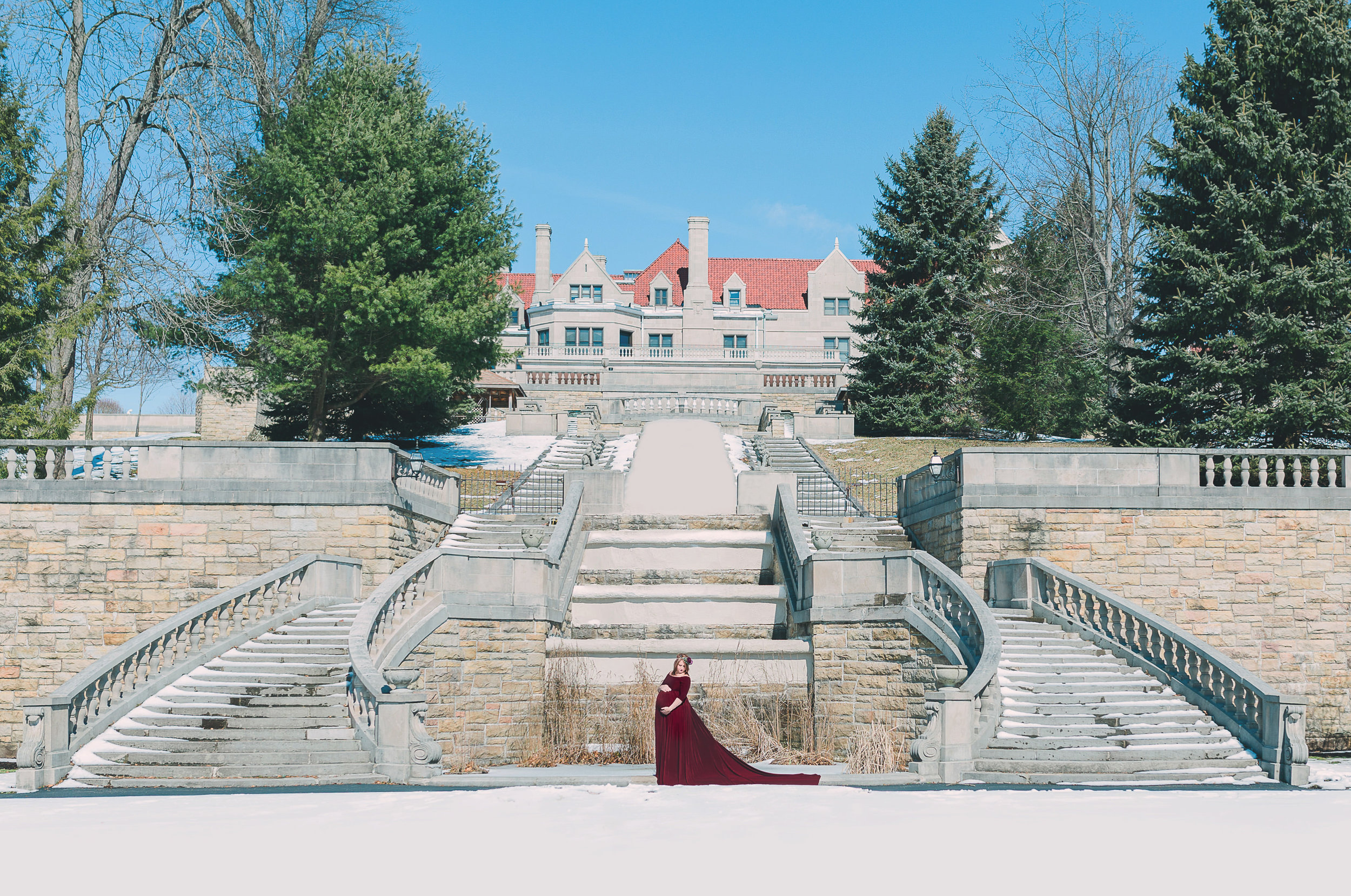 Johnstown State College Pittsburgh PA maternity photos photographer (10).jpg