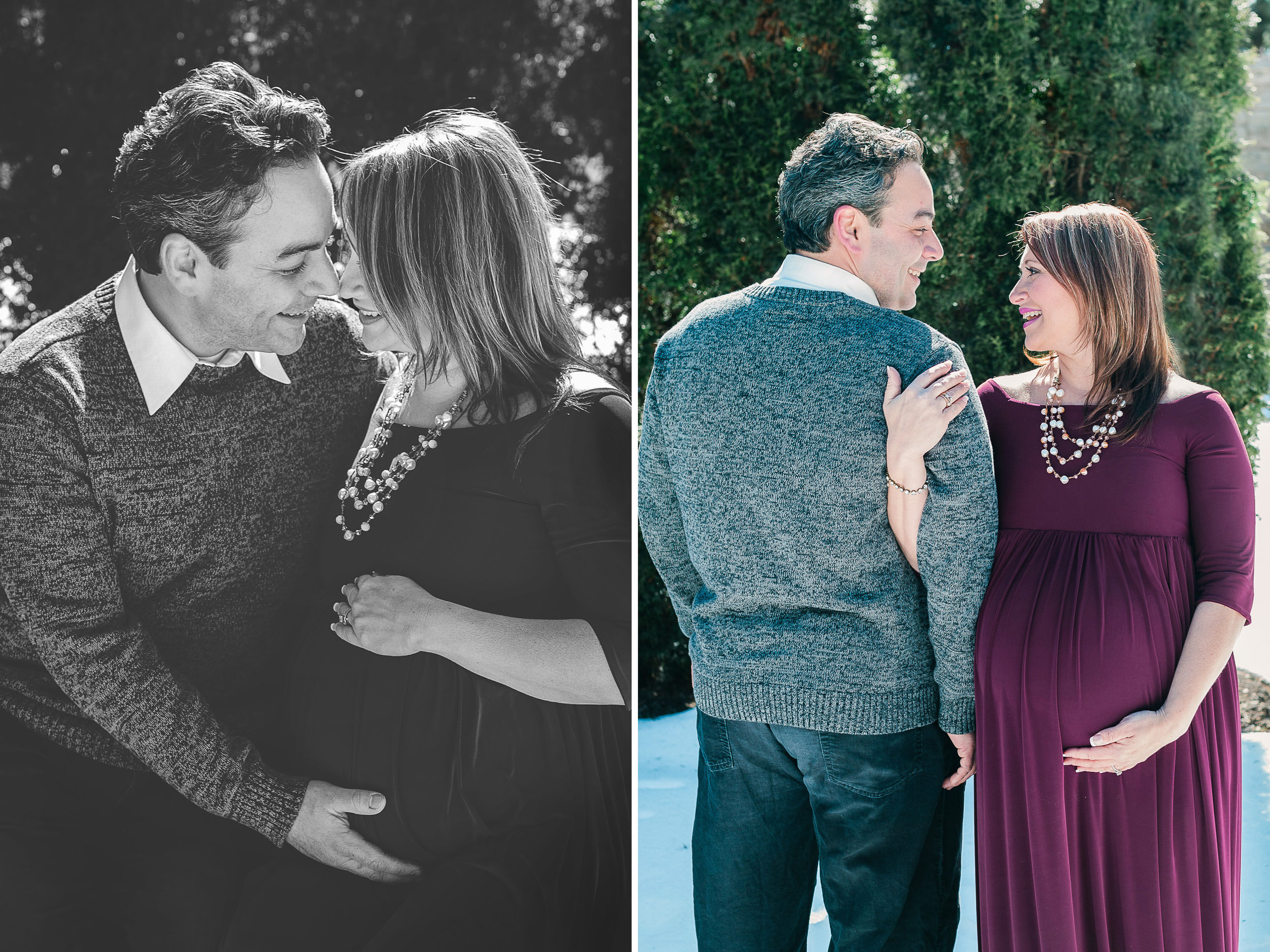 Johnstown State College Pittsburgh PA maternity photos photographer (14).jpg