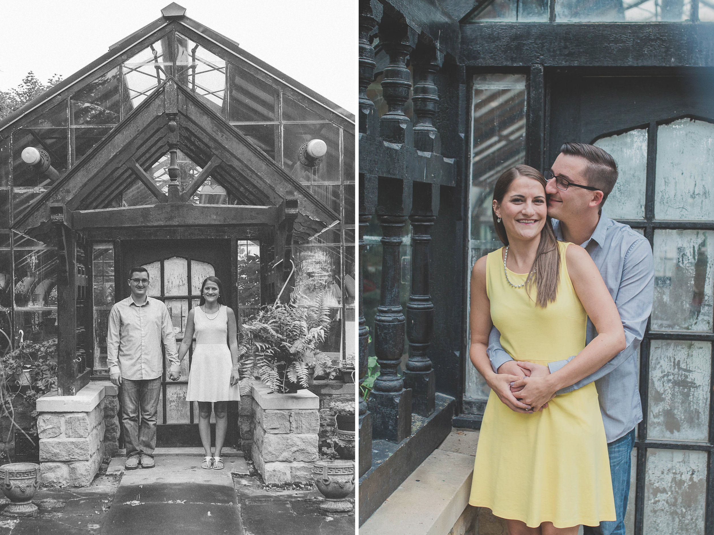 Johnstown Pittsburgh PA engagement session romantic rain couple portraits (2).jpg