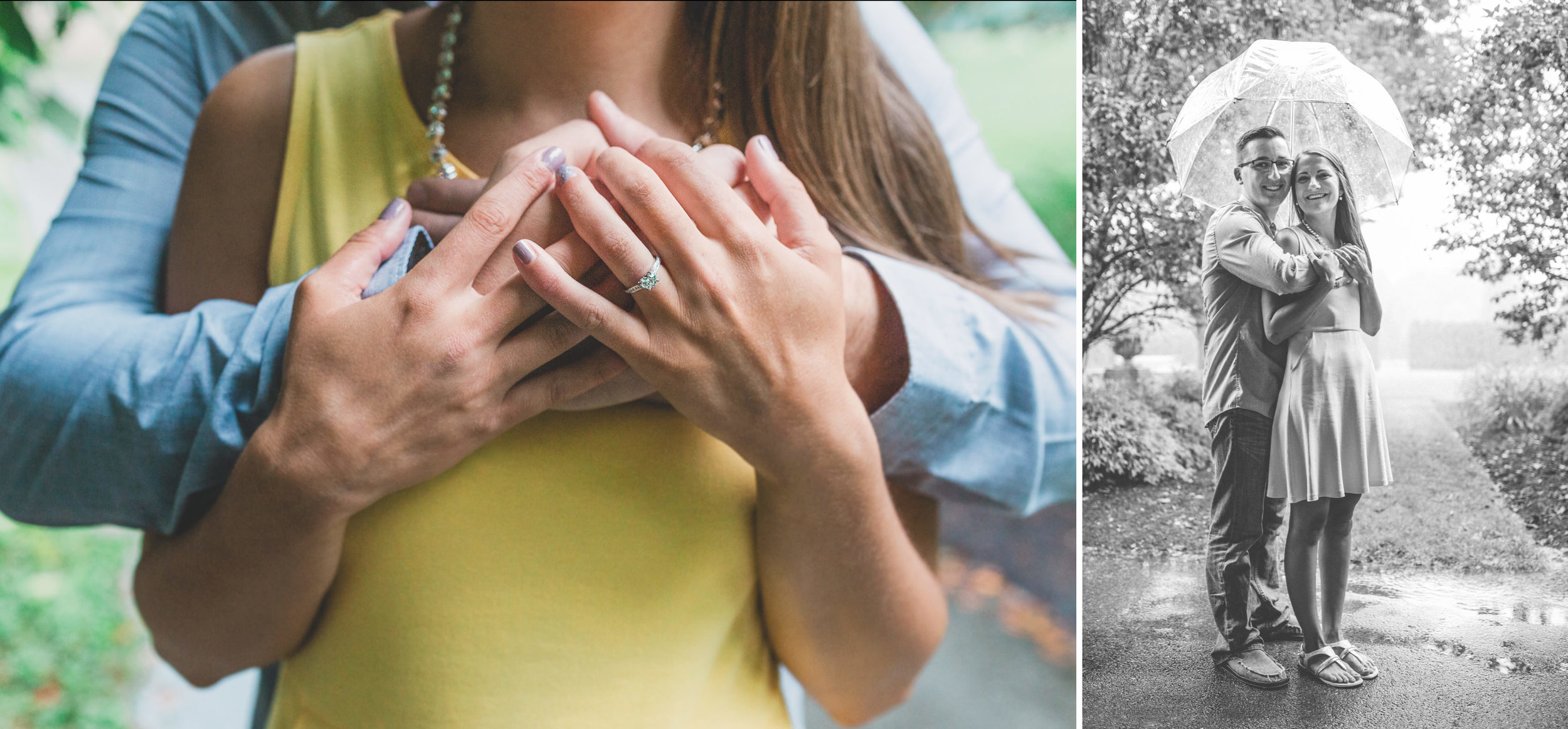 Johnstown Pittsburgh PA engagement session romantic rain couple portraits (13).jpg