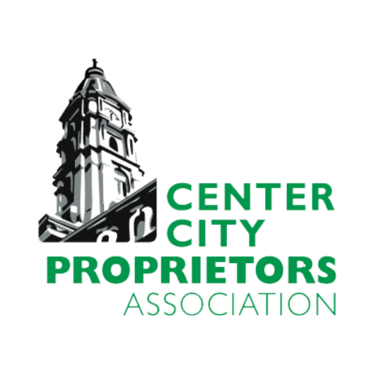 Center City Proprietors Association:  Center City Proprietors Association celebrates over 40 years of support to the Philadelphia business community, by providing connections, insight, resources and community through a variety of programs and events.