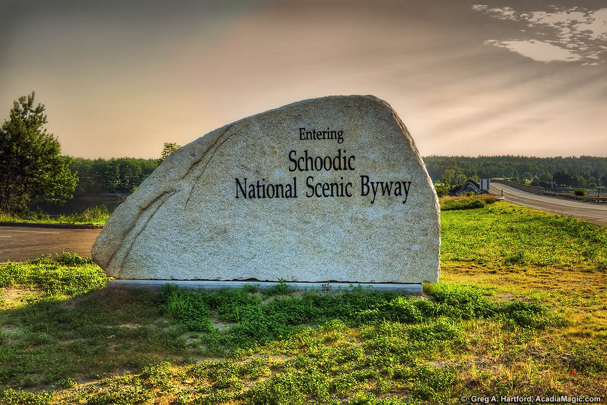 Schoodic Scenic Byway