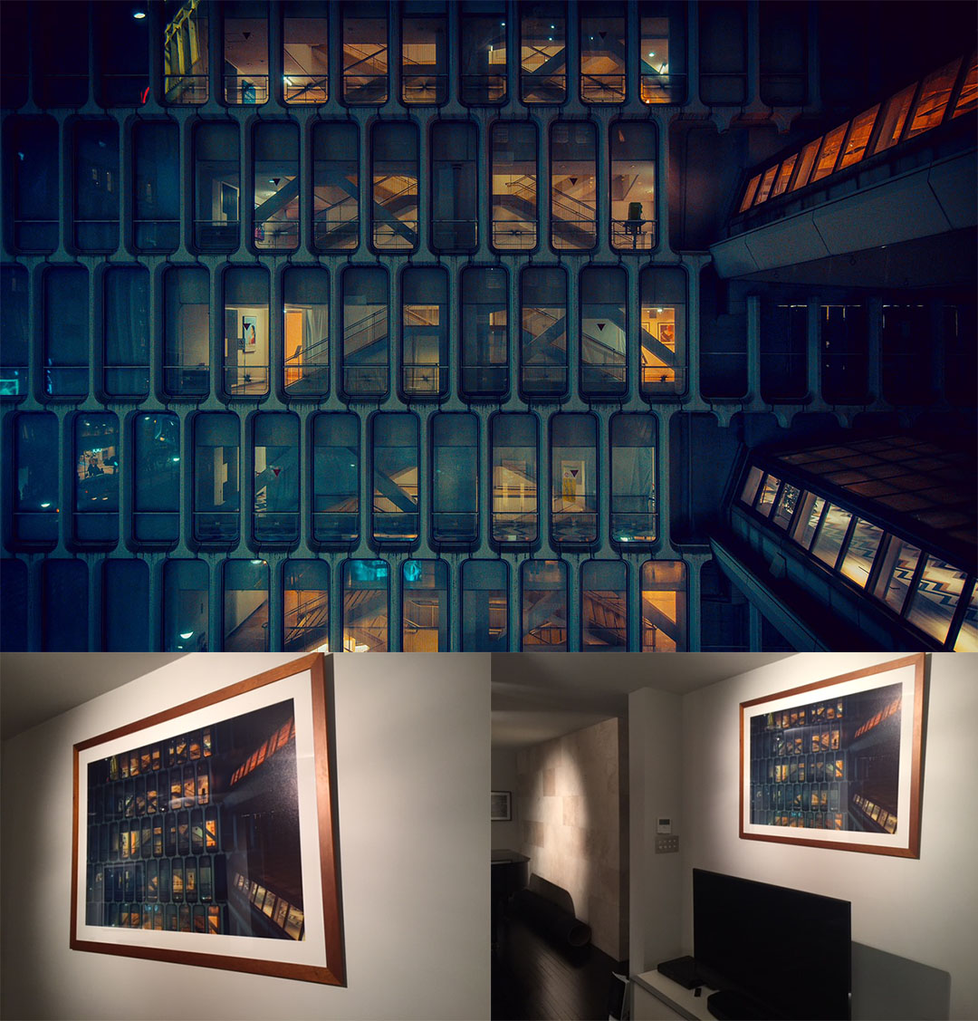 DERIVE Art Prints - Own a piece of the world's most captivating cities.Fine Art Prints Exploring Architecture and Places.