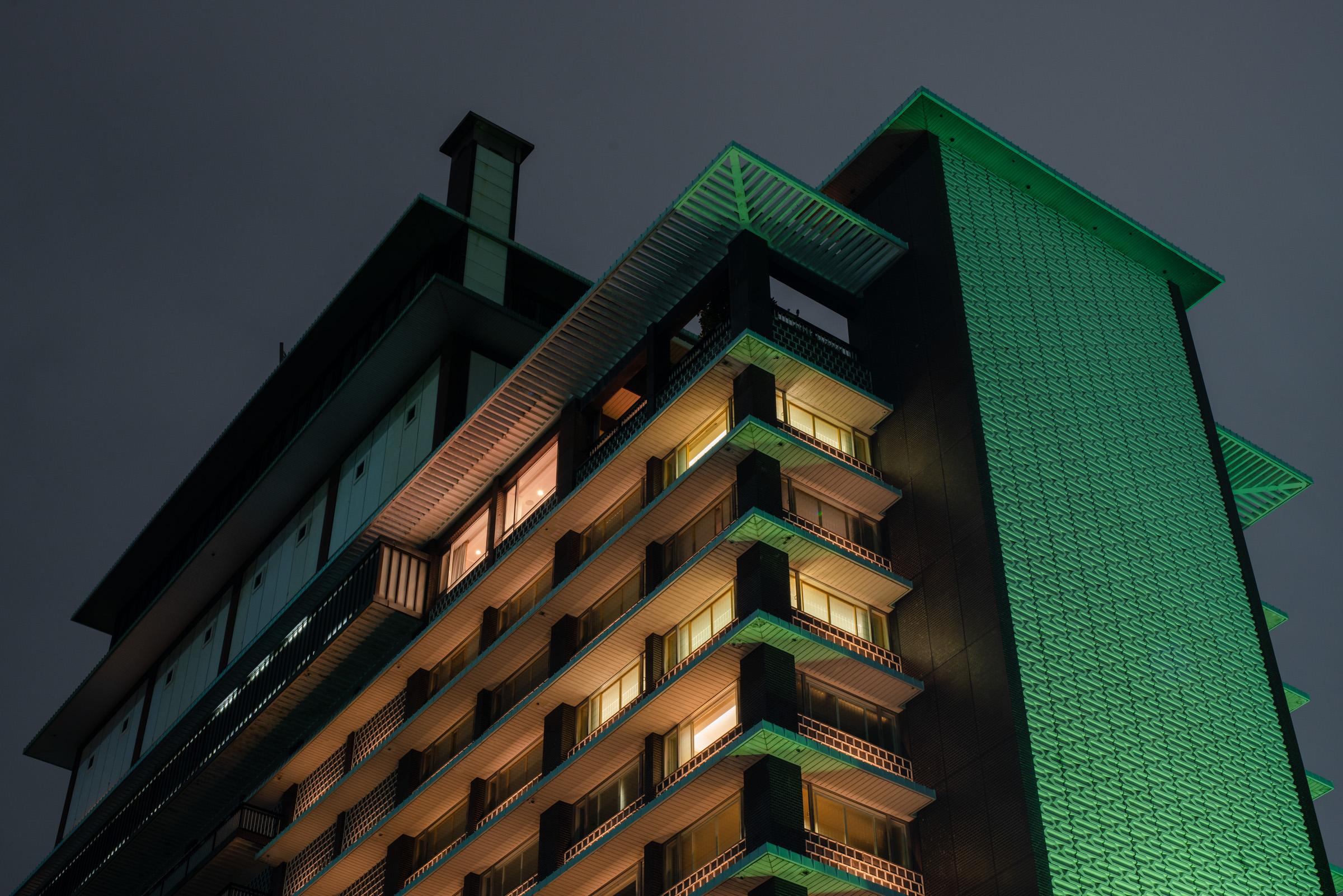 Wandering the Hotel Okura - Read the Story ▸