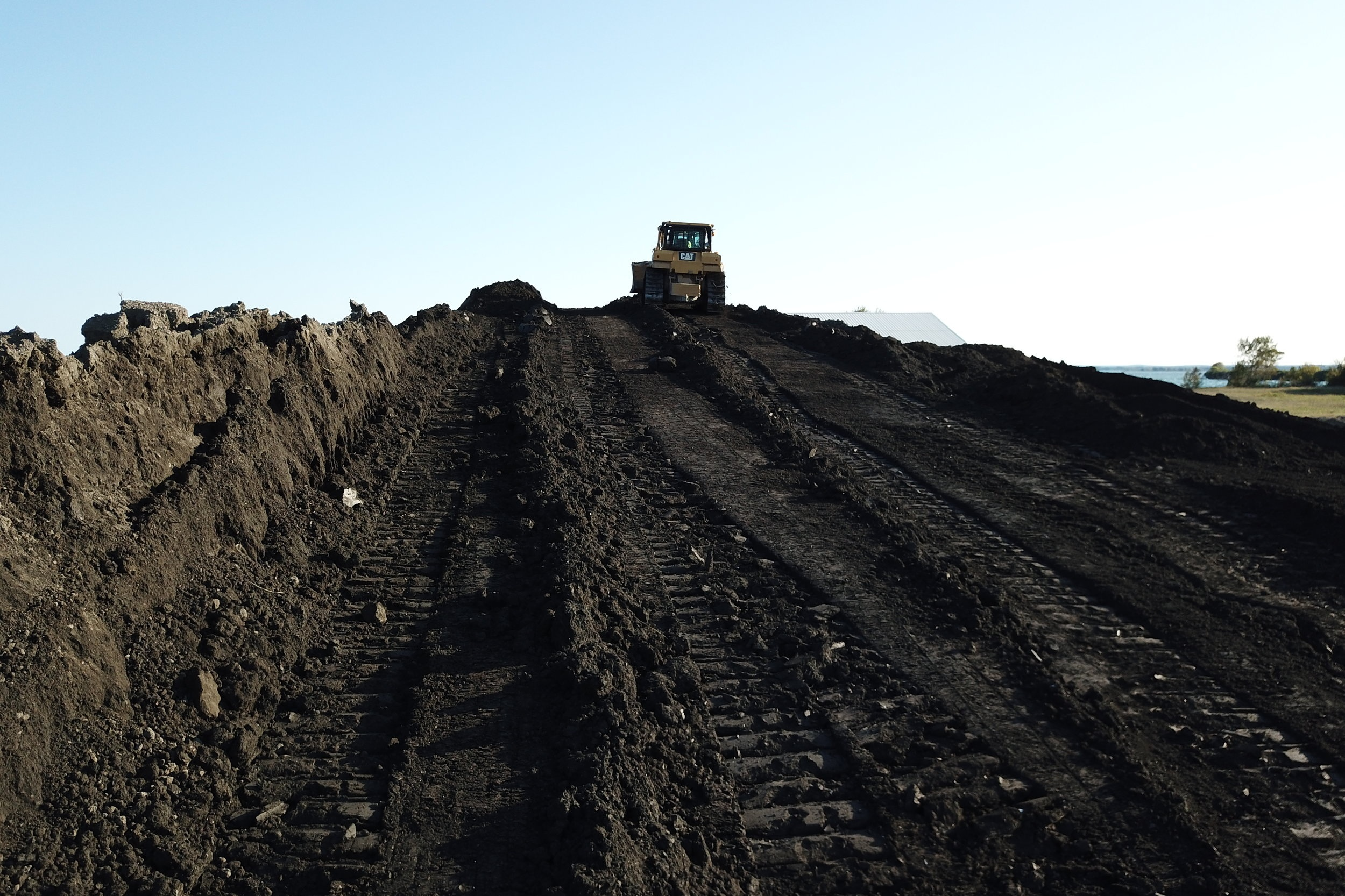 EXCAVATING - Complete any excavation job on time and within your budget by turning to our full-service excavation team.