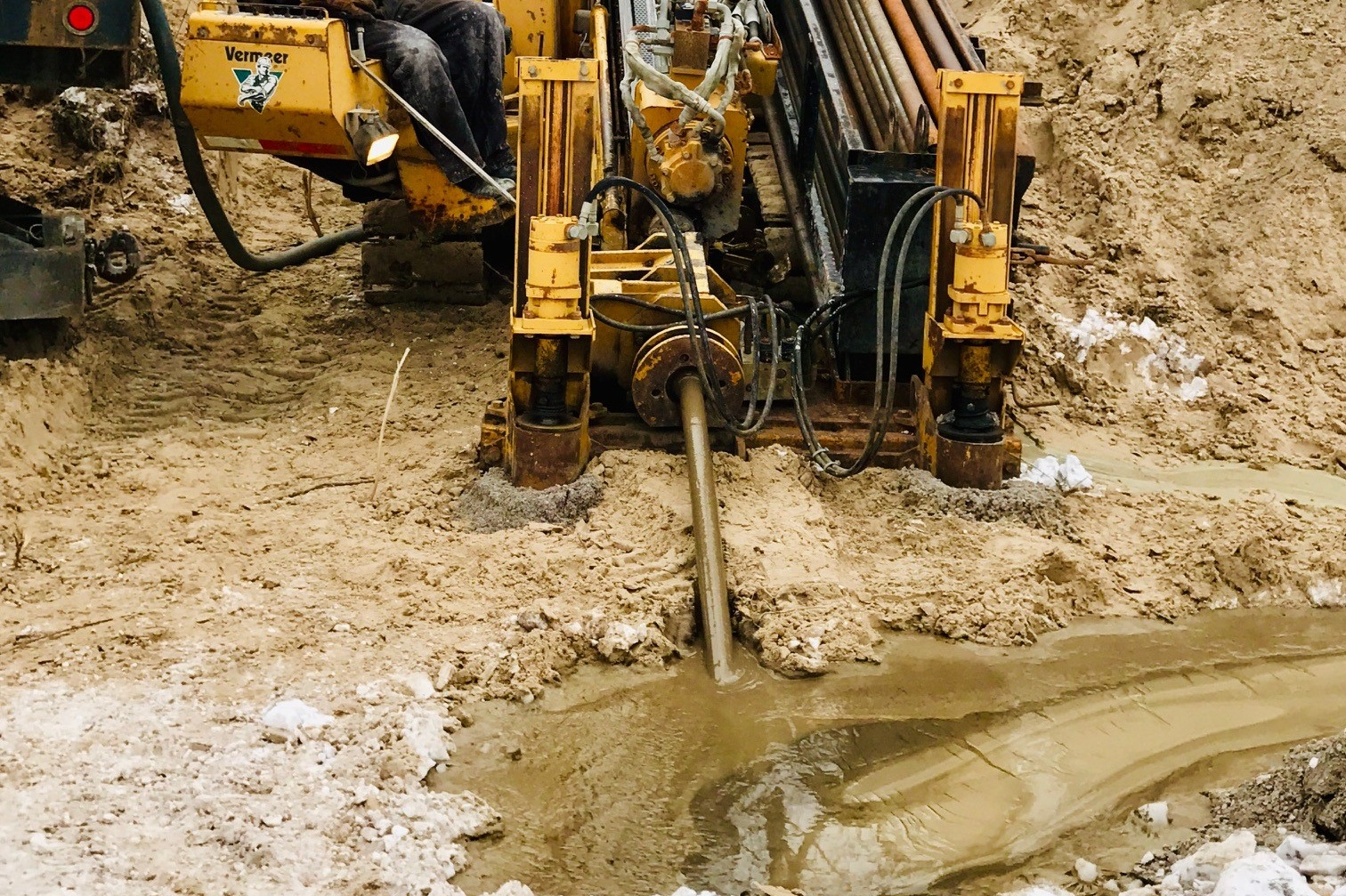 DIRECTIONAL DRILLING - We offer a wide range of directional drilling services and support equipment.