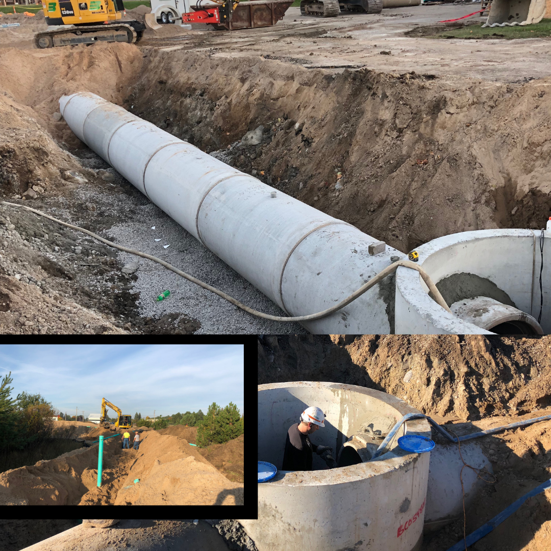Let us handle your utility complications, no matter what time it is - Problems with your property's most important systems can occur at any given time. With our team's reliable 24/7 emergency service, you'll always be able to reach us when you need us most.• Water• Sewer• Fiber optic• Electrical• Cable• Future conduit• Water main• Directional drilling and boring• Water service• Emergency utility breaks
