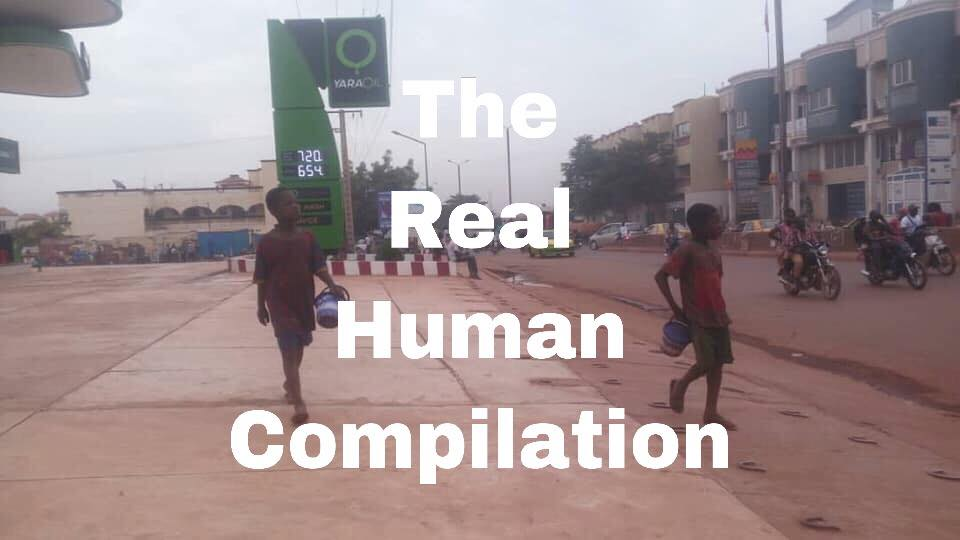 The Real Human Compilation