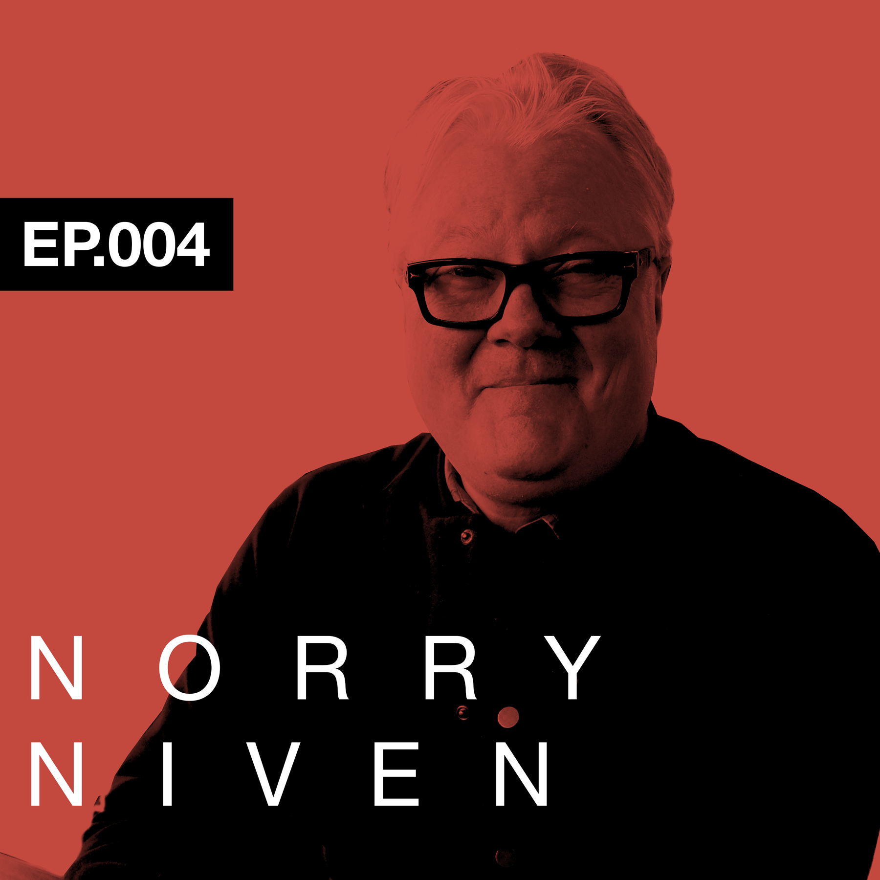 """If you can project those visions on a screen and they're common to everyone in the room and connect- that's magic"" - With Norry Niven"