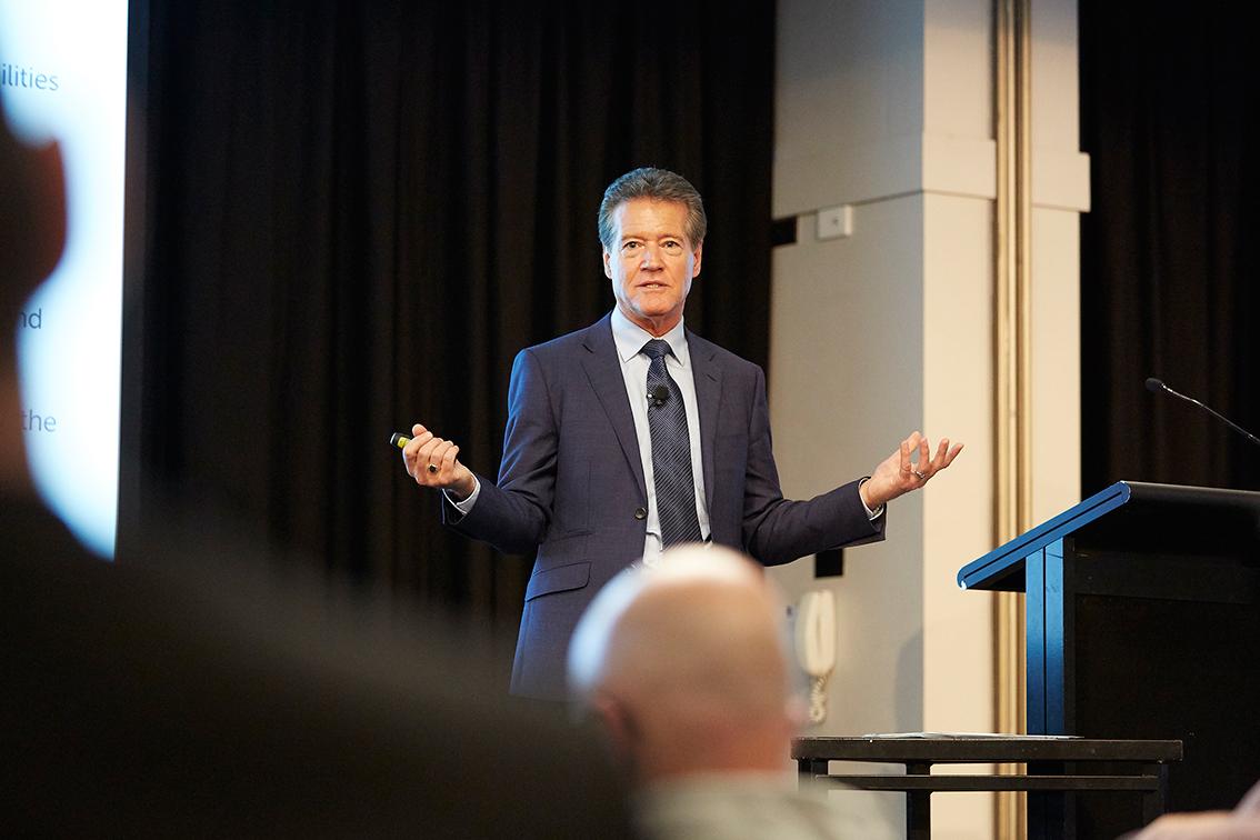 Richard Fiddis - Civica Executive Director, International