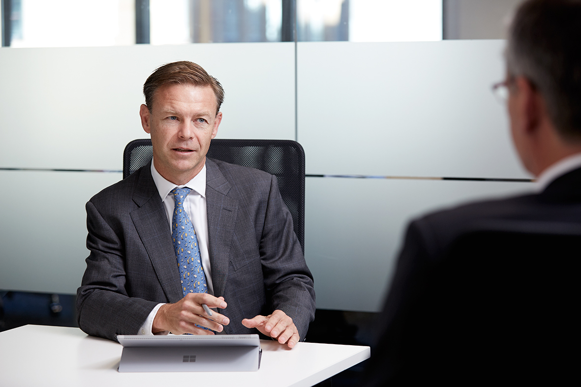 Duncan Taylor - Allen Partners