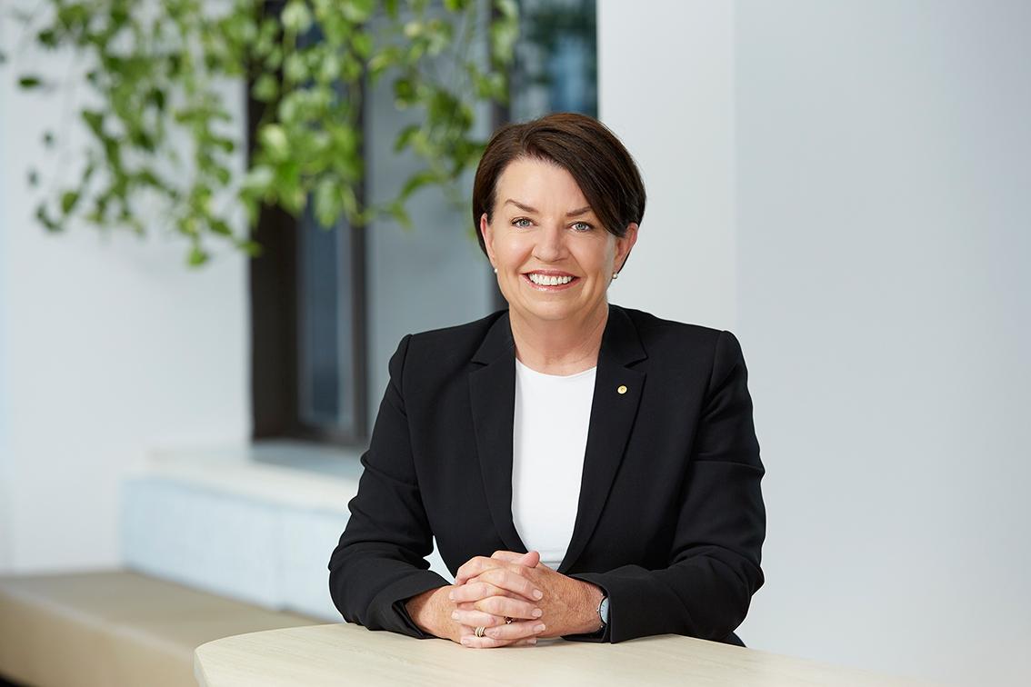 Anna Bligh - Australian Banking Assoc