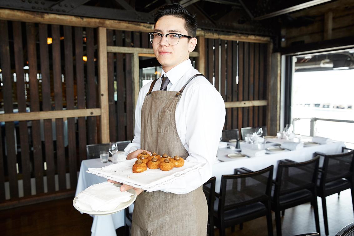 Wait Staff - Flying Fish Restaurant