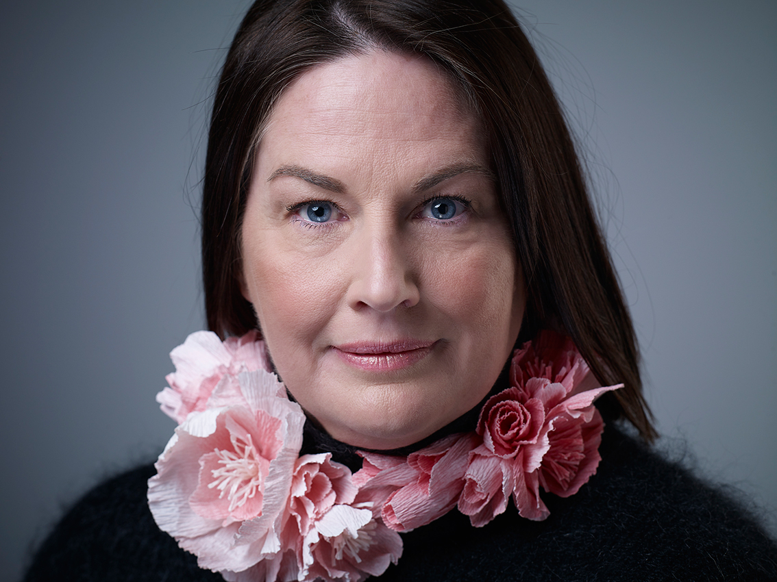 Jo Neville - Paper Artist - Paper Couture