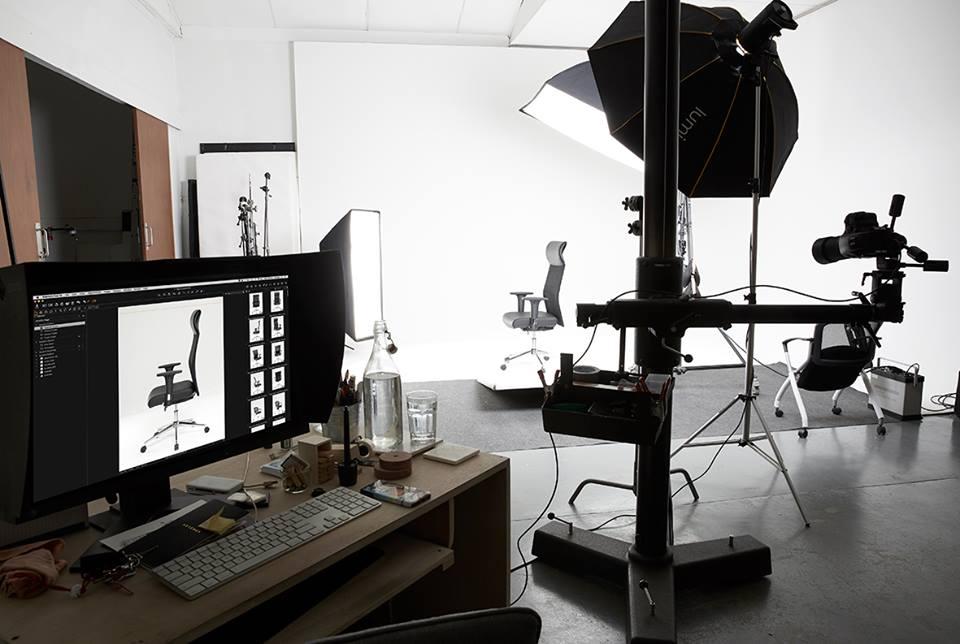 Main photography studio at Artarmon