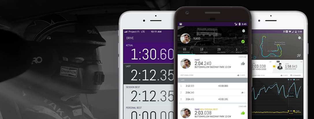 Download it to ensure your grid position at ONE RUN CLUB Track Events.