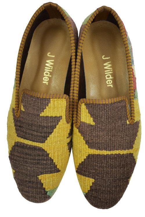 online store 04833 3b70c Men s Wool Kilim Shoes   Size EU 42 US 9.5 - 10