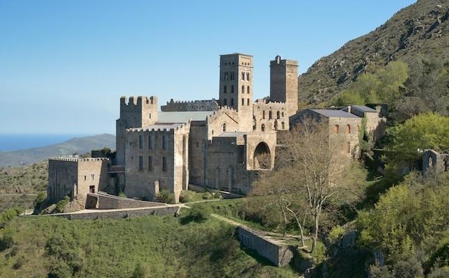 Monasterio de Sant Pere de Roda -