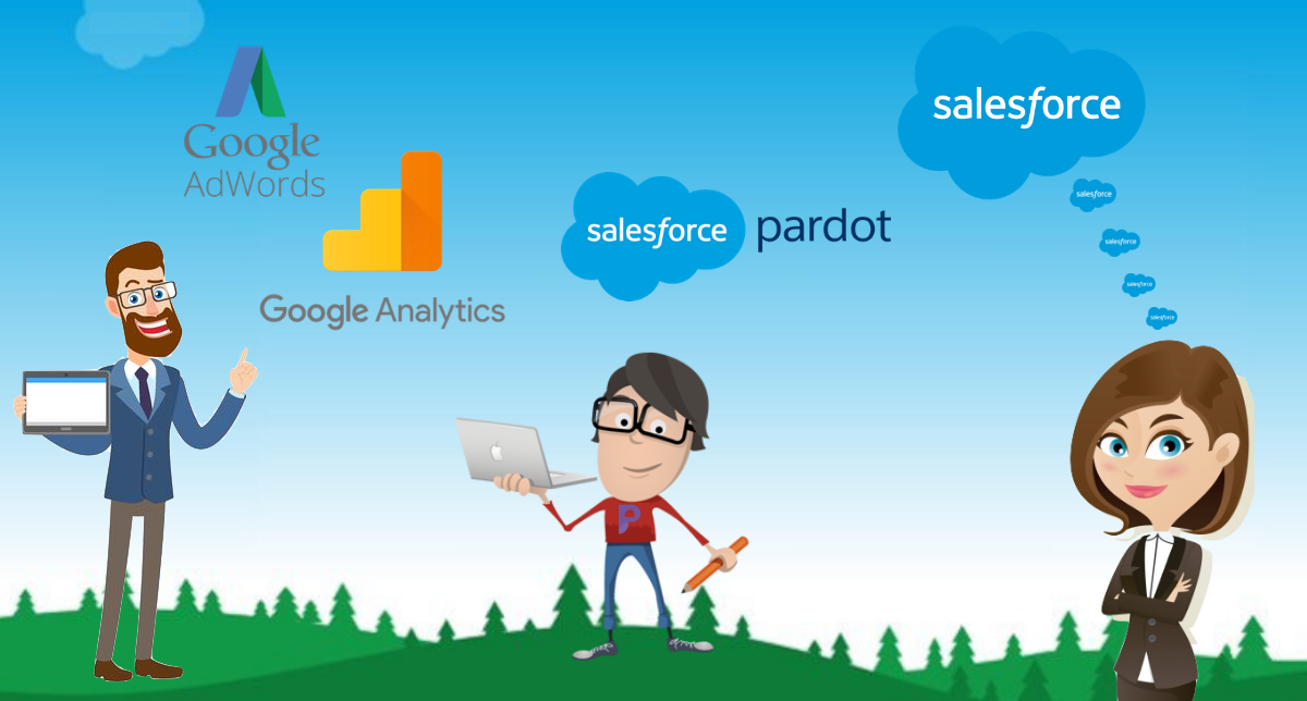 What is THE REAL BENEFITyou can get from integratingyour Web Analytics with Pardot & Salesforce_.png