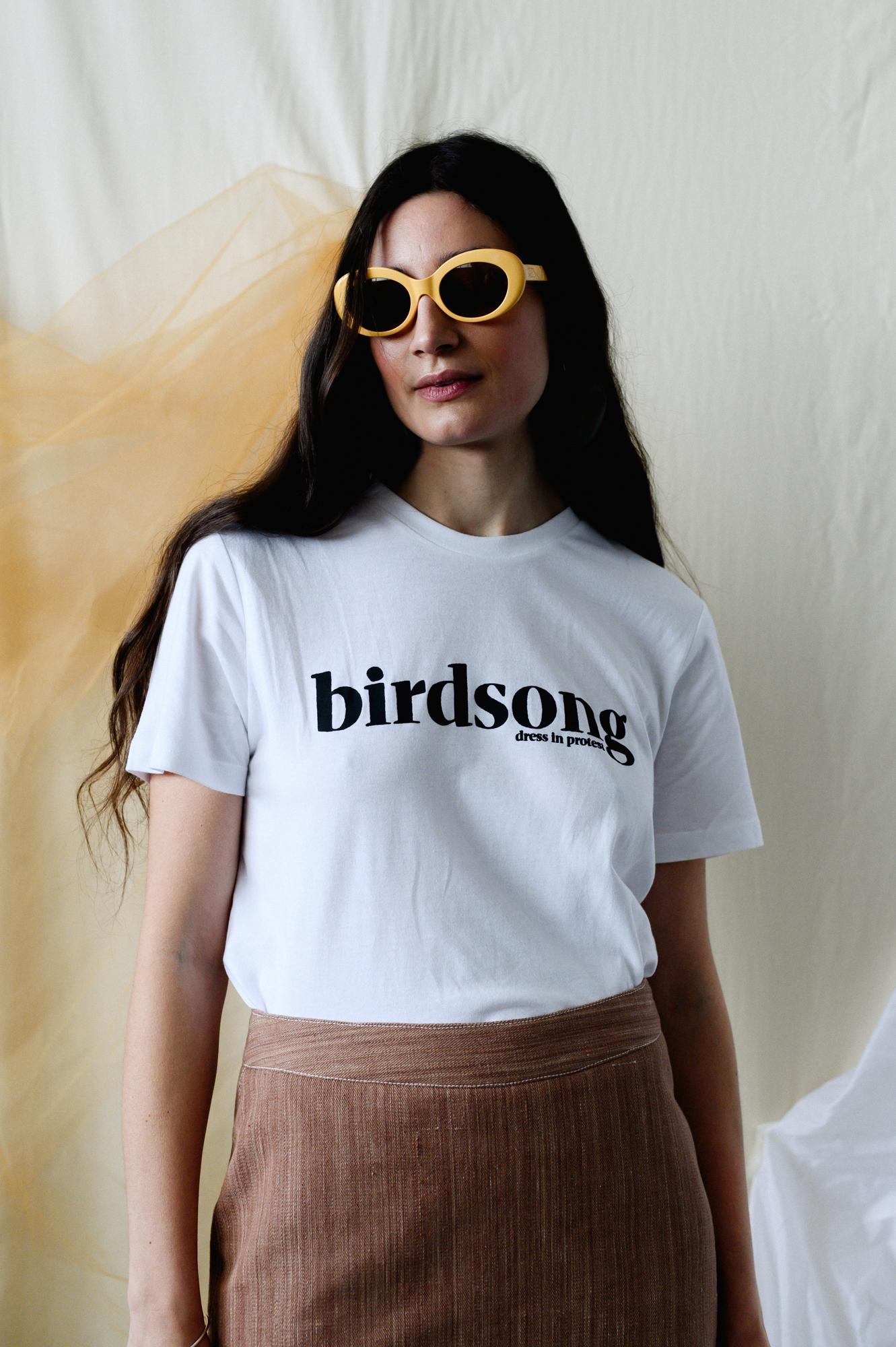 Birdsong SS19 by Rachel Manns
