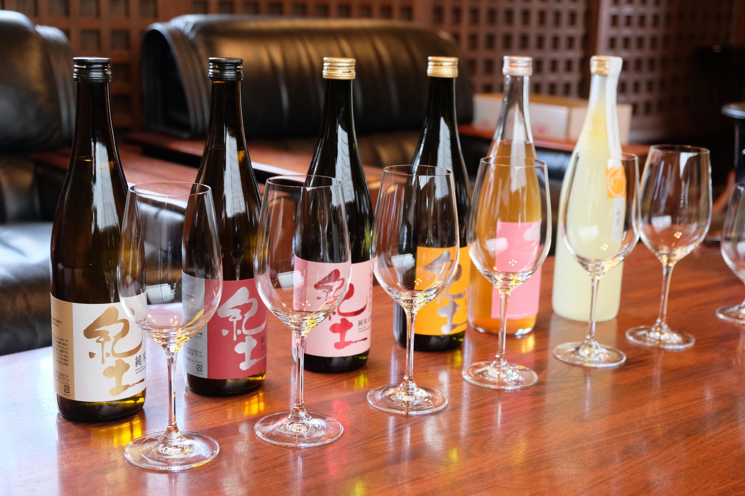 平和酒造 紀土_Heiwa Shuzou Sake Flea Brewery Tour