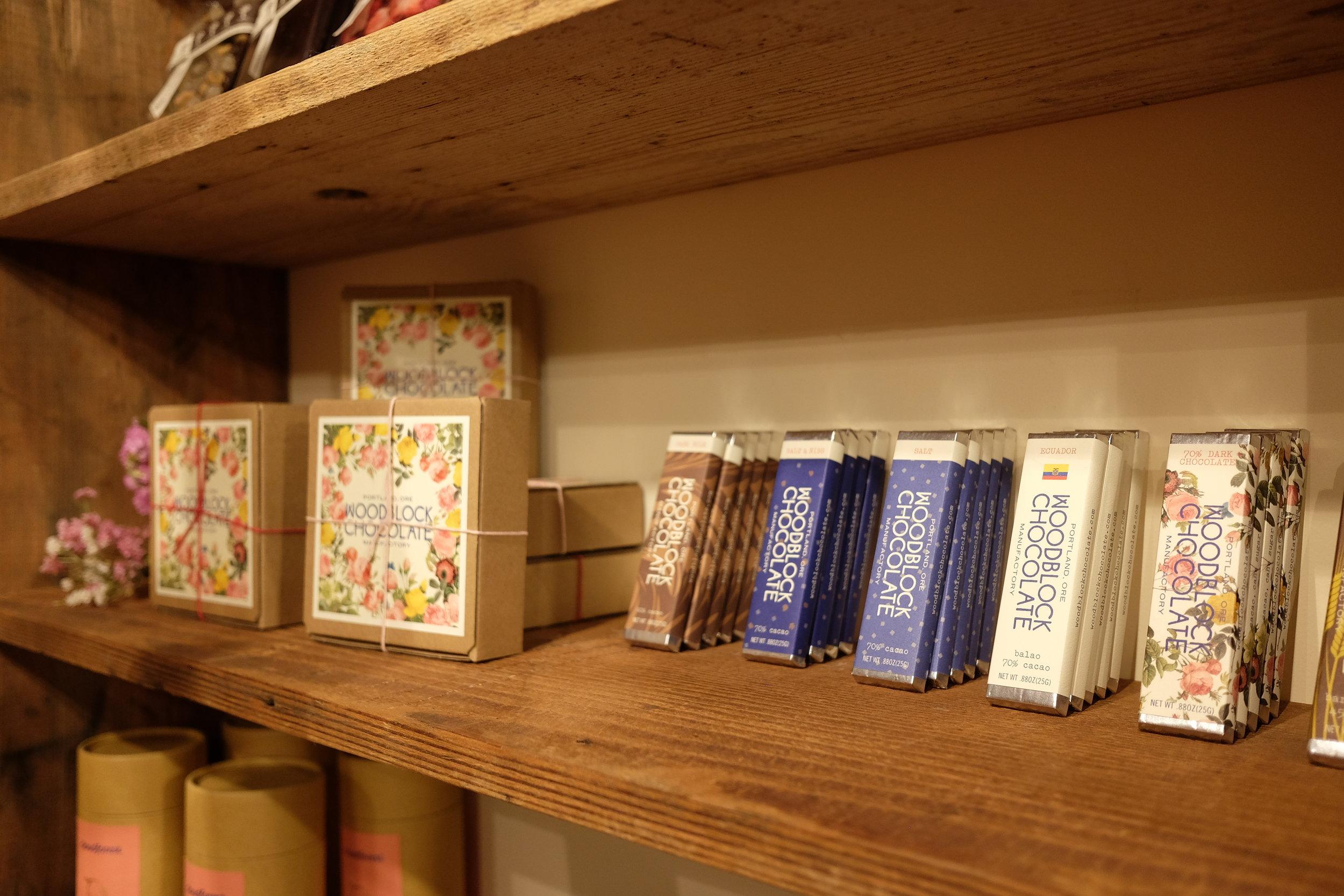 The Meadow_ルミネ新宿_WOODBLOCK CHOCOLATE