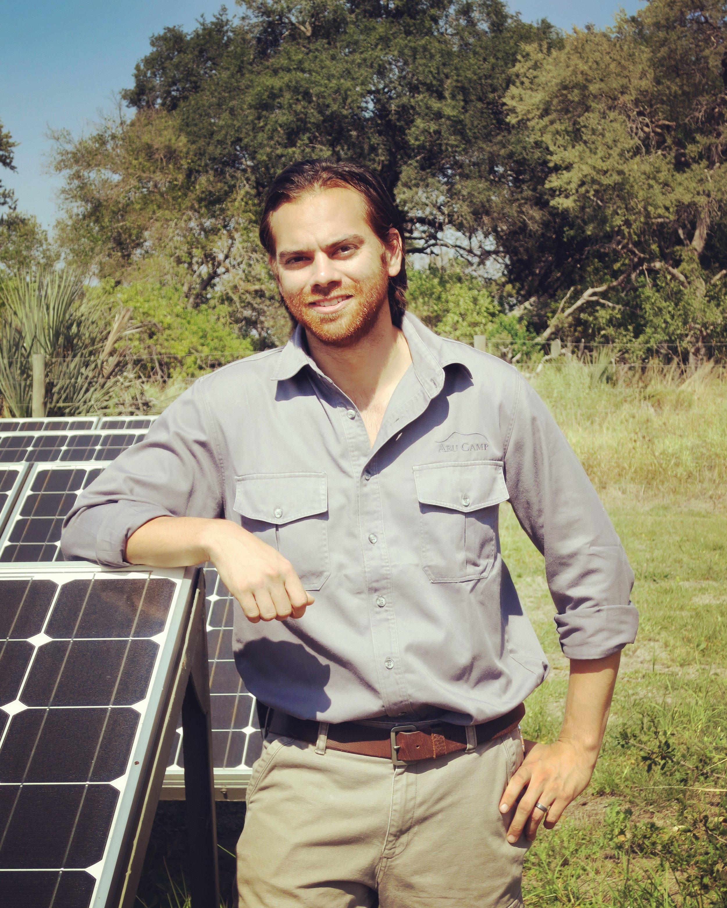 Aaron Gjellstad  | Director of Operations  LUXURY FRONTIERS
