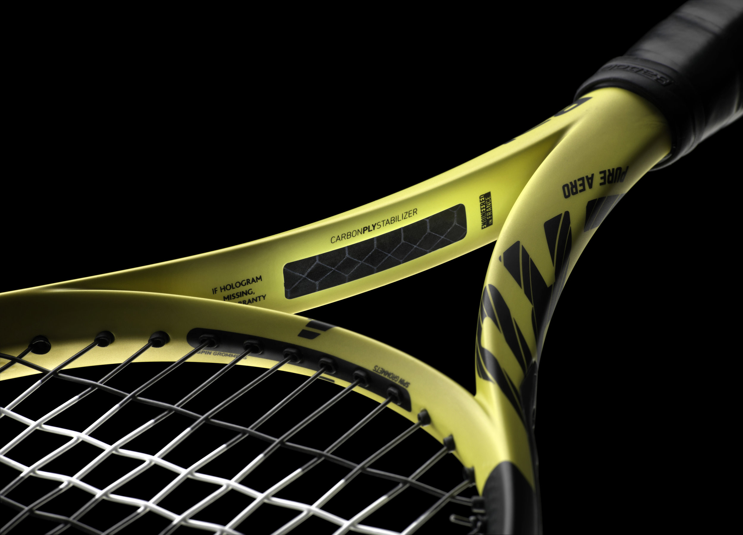 SHOP BABOLAT   Including the Pure Aero, Pure Drive, Pure Strike range and more!