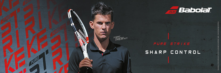 BABOLAT PURE STRIKE 2019     OUT NOW - SHOP PURE STRIKE