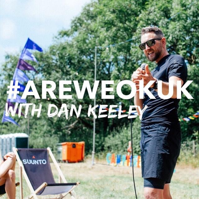 #AREWEOKUK Podcast Artwork