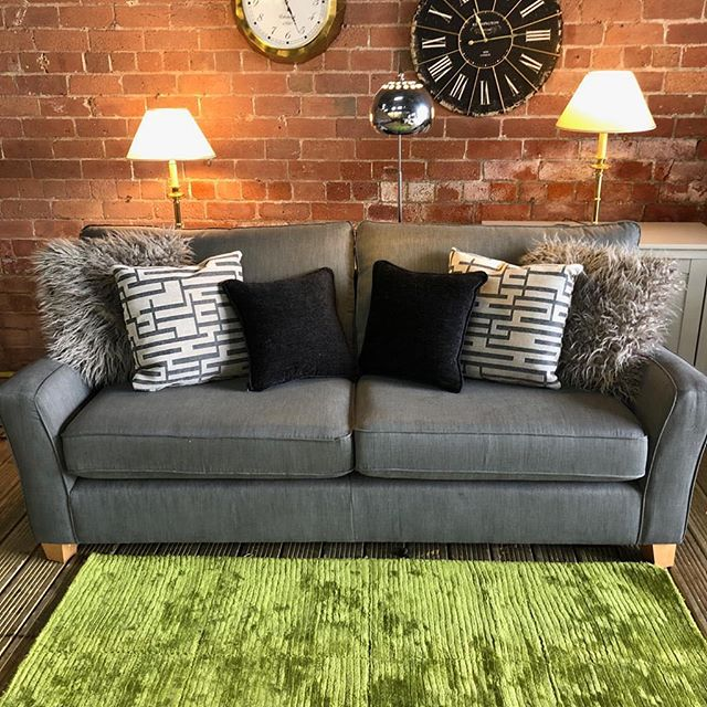 ⚡️A STATEMENT PIECE FOR ANY ROOM⚡️ 🙌🏻HARVEYS DARK GREY FEATRUING WOODEN FEET🙌🏻 🌟🌟A STEAL AT £299 RRP £750🌟 ⏰🚀ORDER TODAY, DELIVERED TODAY⏰ 🎉SHOP OUR FACEBOOK / INSTAGRAM 🎉#yorkshire #cosychair #loveleeds #sofashop