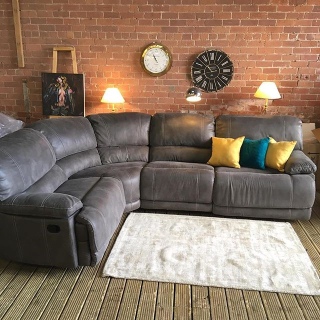 ⚡️FABULOUS HARVEYS FAMILY CORNER⚡️ 🙌🏻MANUAL RECLINER 🙌🏻 🌟🌟OUR PRICE £999 RRP £2350🌟 ⏰🚀ORDER TODAY, DELIVERED TODAY⏰🚀 🎉SHOP OUR FACEBOOK / INSTAGRAM 🎉#yorkshire #cosychair #loveleeds #sofashop
