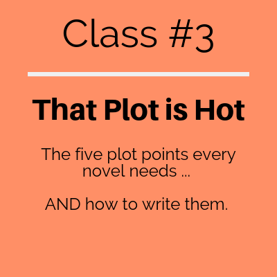 Course worksheet: Six ways to outline your novel  (METHOD)