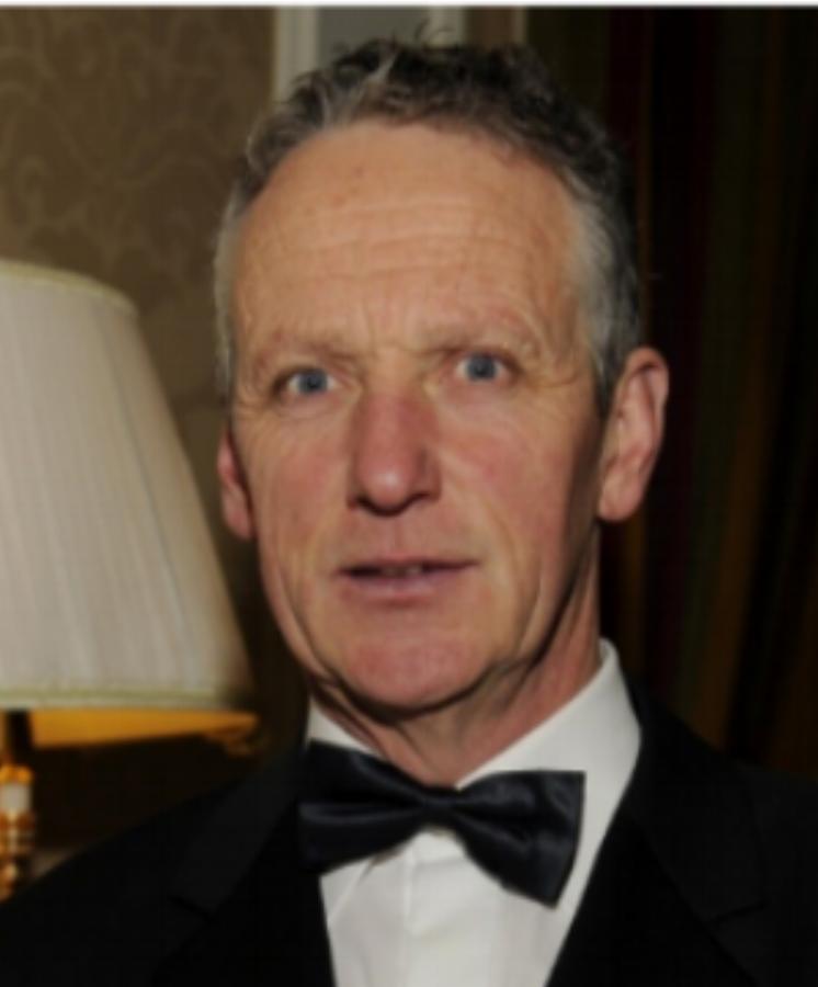 Patrick John Nolan  General Manager IRL