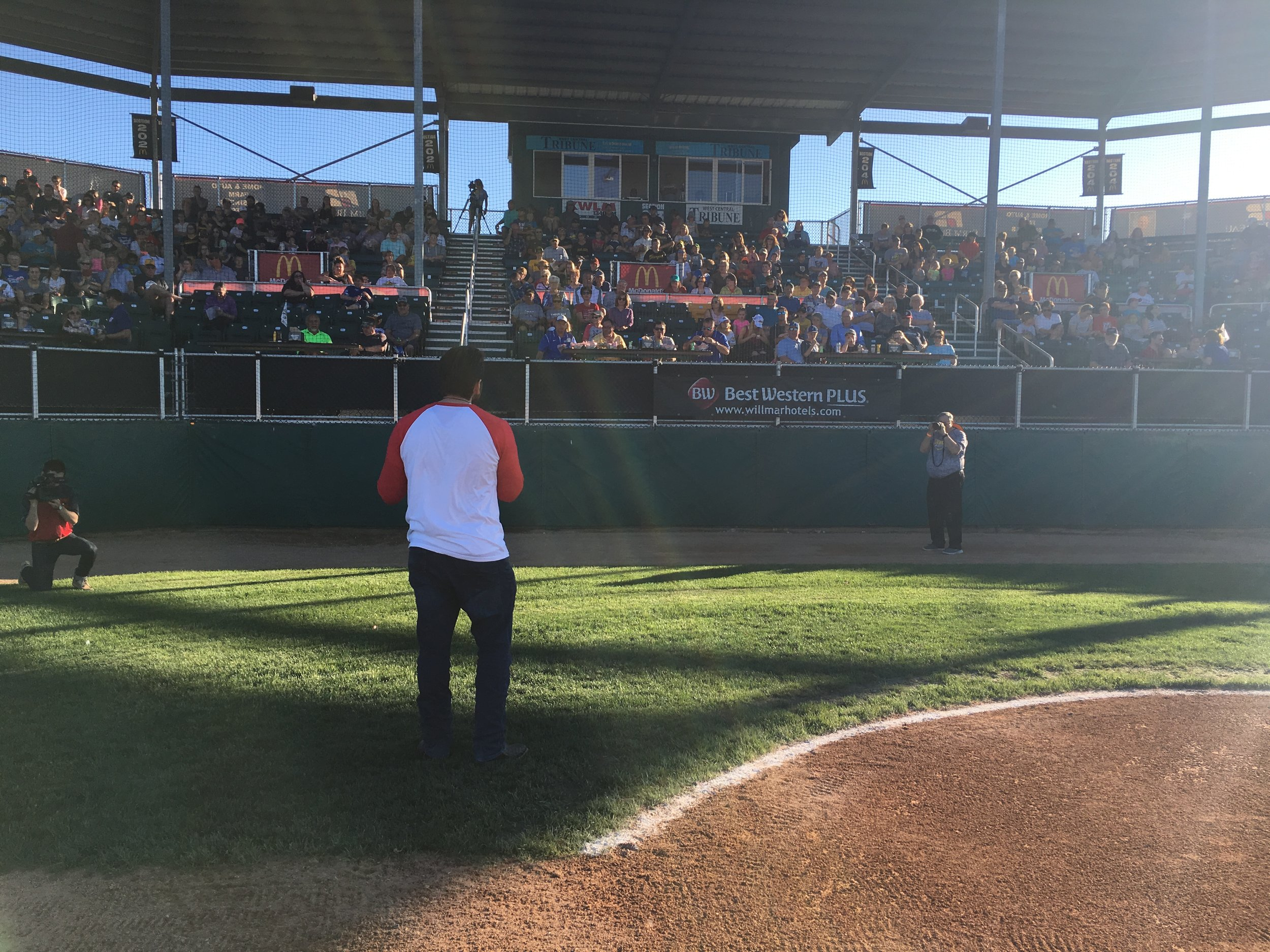 Northwoods League Now Show 2018 #1 - Part of Fox Sport Northwest feature on the Northwoods League.WATCH (Segment begins at 21:30)