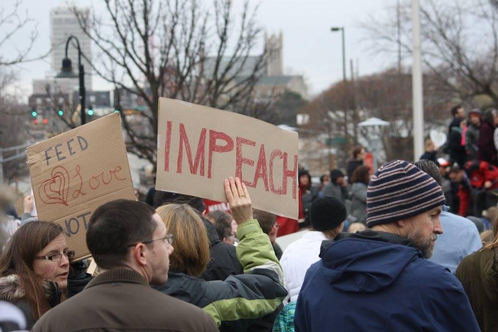 Impeach - Omaha, NE. 2017.