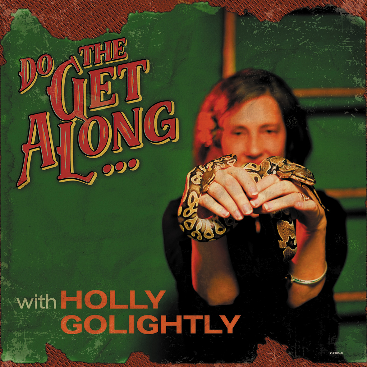 Do The Get Along - Holly Golightly 2018