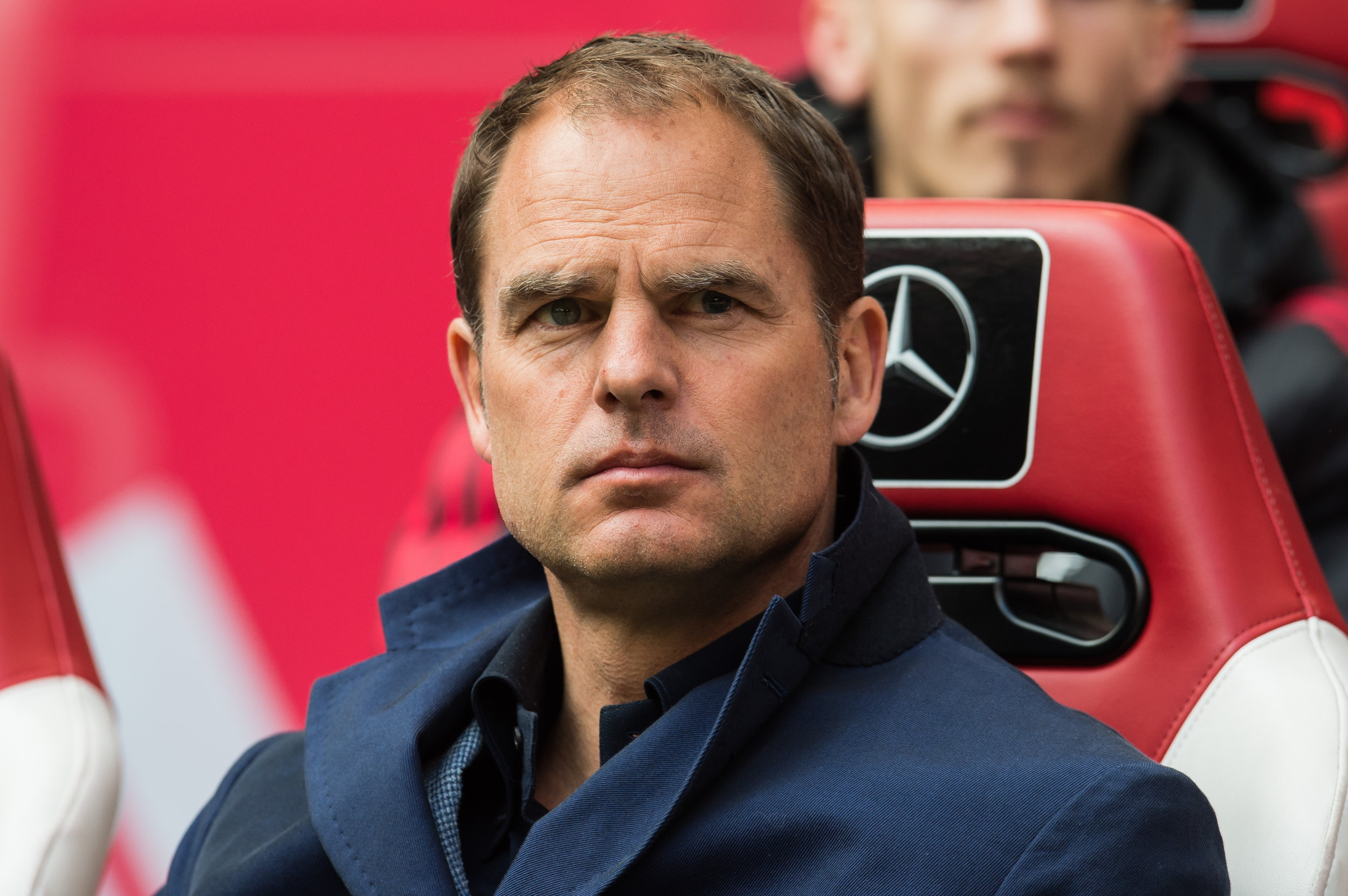 Frank de Boer's spell in charge at Ajax ended disappointingly