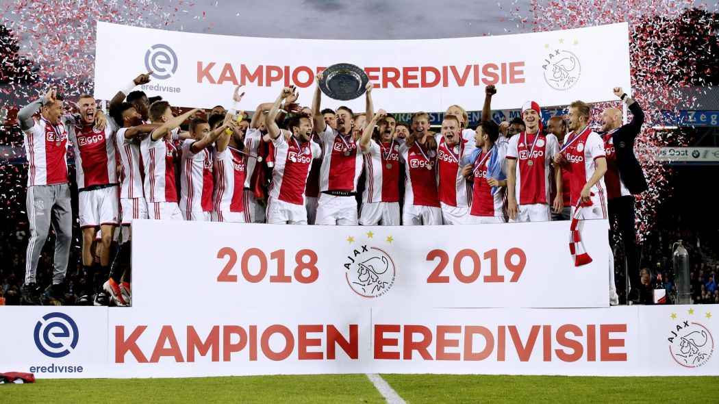 2018/19 Eredivisie Champions; a fitting end to another great Ajax cycle?