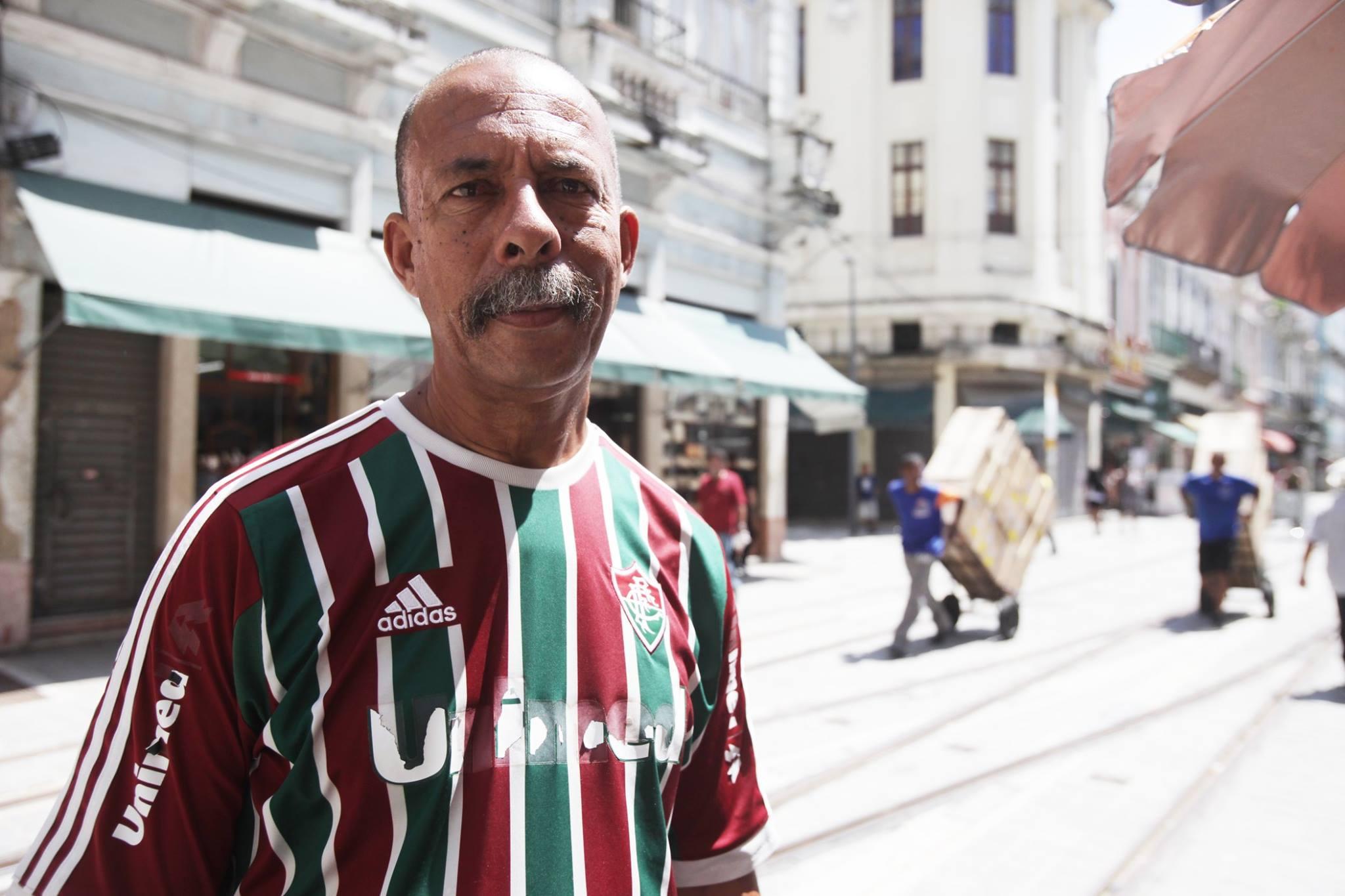 Naldo - Fluminense FC
