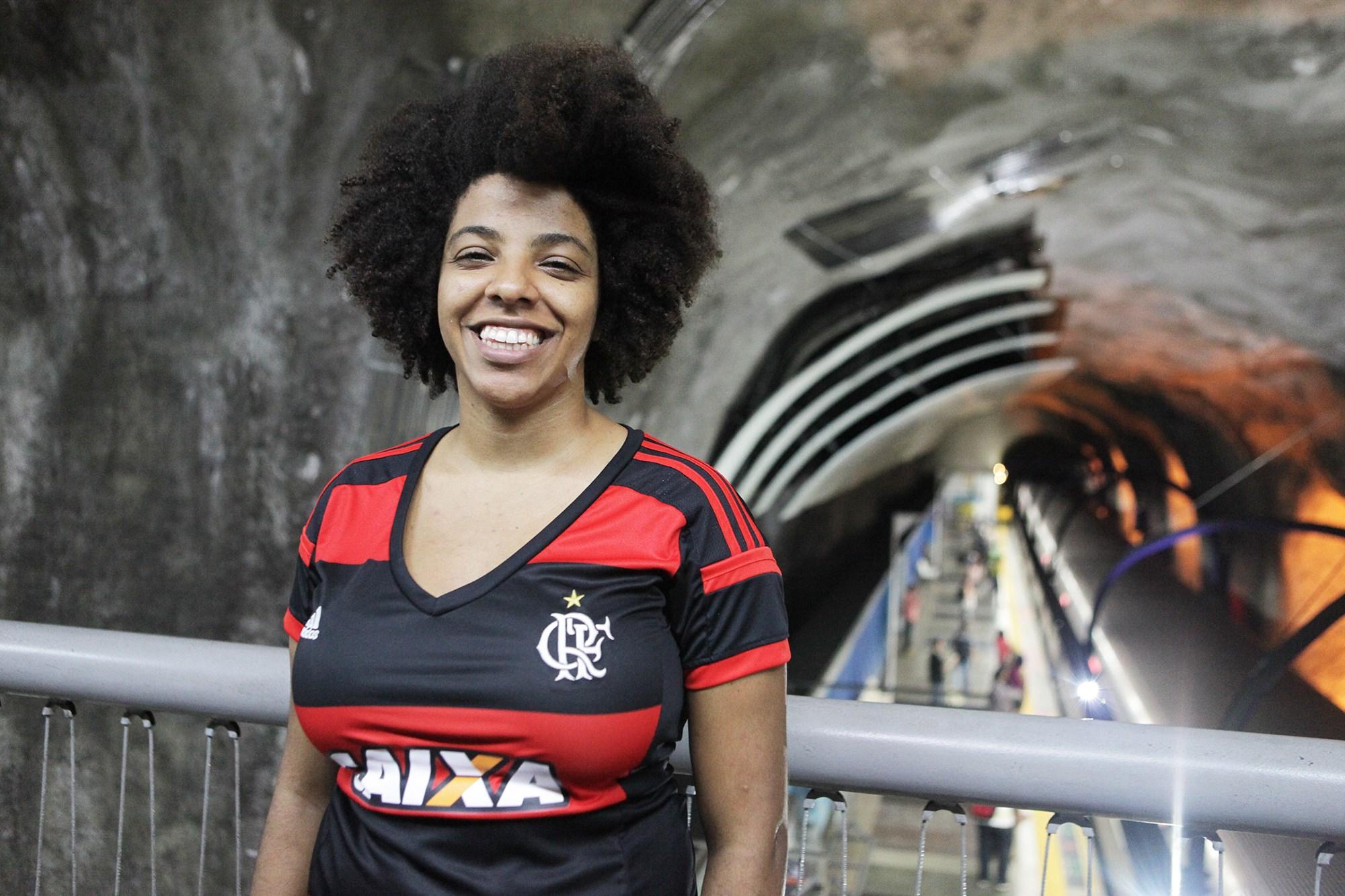 Maíra - Flamengo